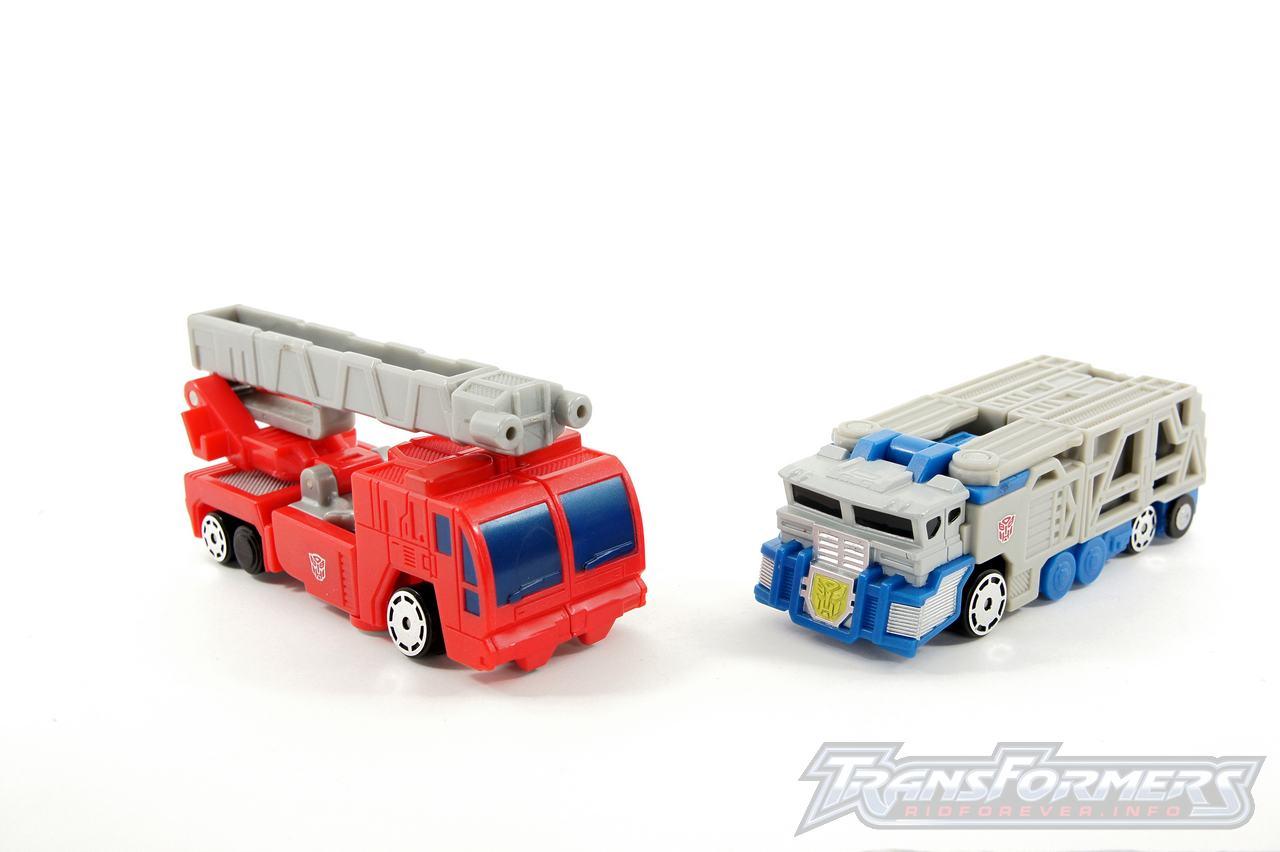 Spychanger Optimus Prime 020