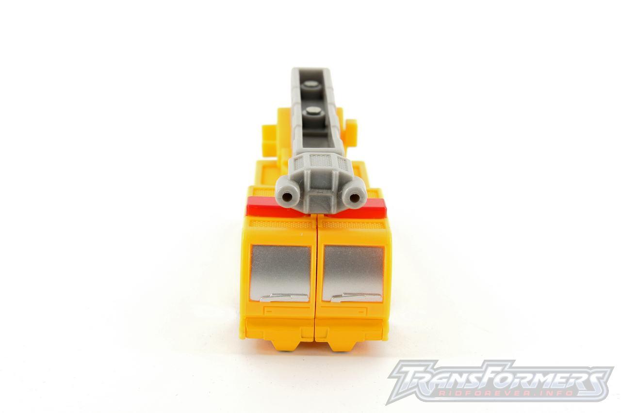 Spychanger Optimus Prime Universe 003
