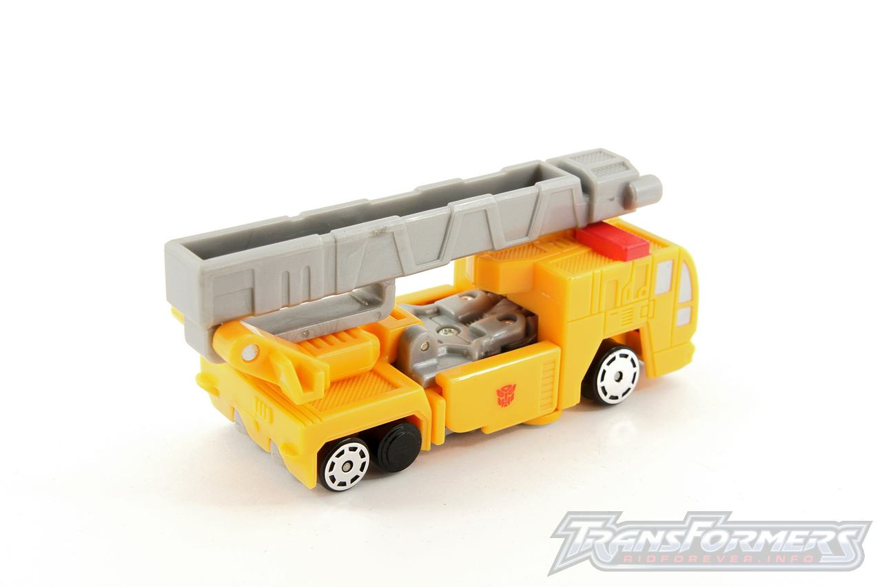 Spychanger Optimus Prime Universe 008