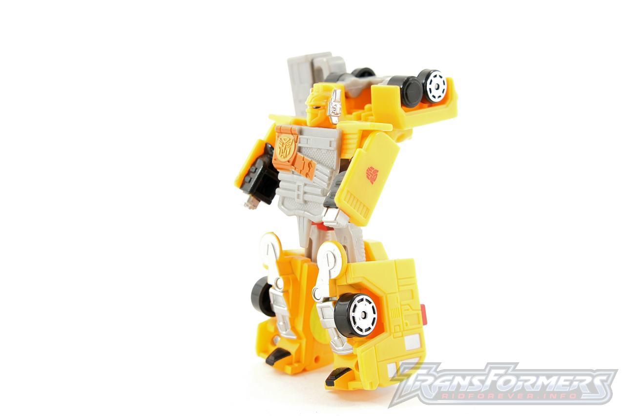 Spychanger Optimus Prime Universe 012