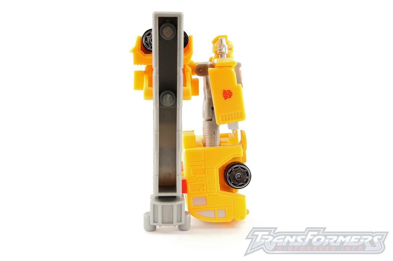 Spychanger Optimus Prime Universe 015