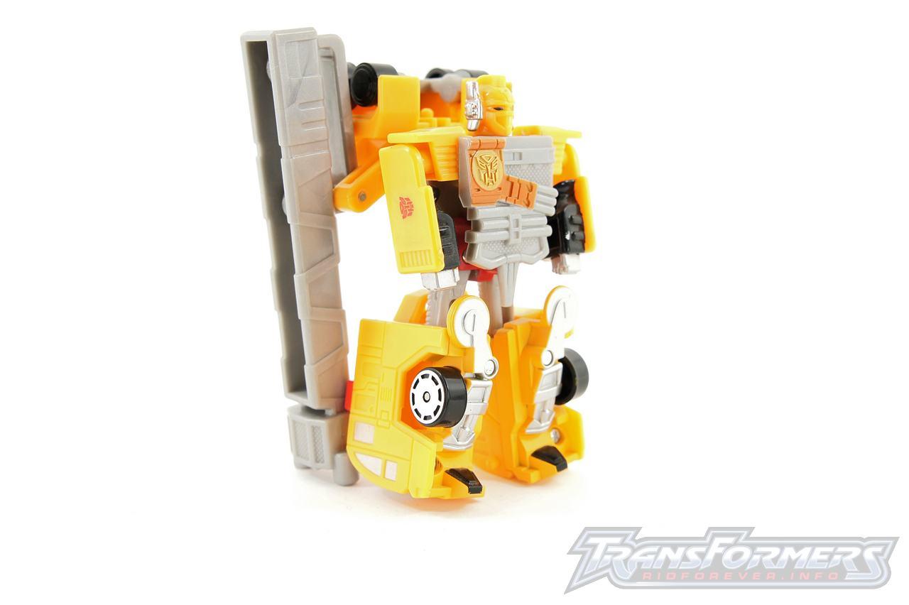 Spychanger Optimus Prime Universe 016