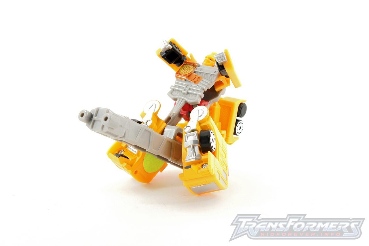 Spychanger Optimus Prime Universe 017