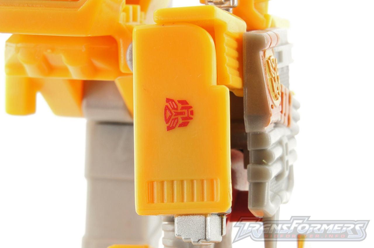 Spychanger Optimus Prime Universe 024