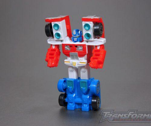 Optimus Prime (G1) (Spychanger)