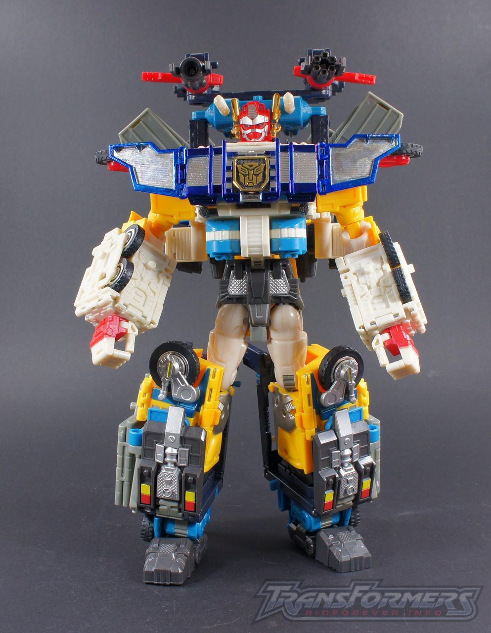 Universe Omega Prime 001