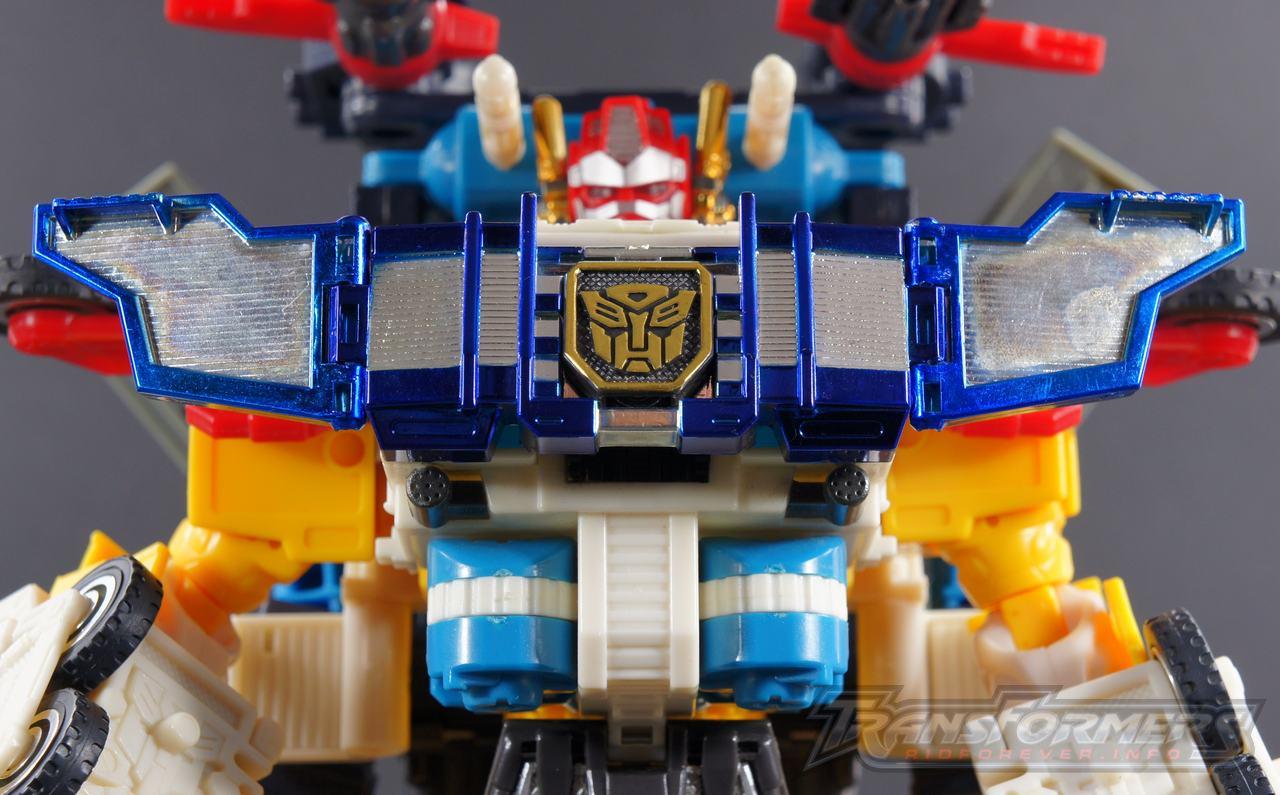 Universe Omega Prime 003