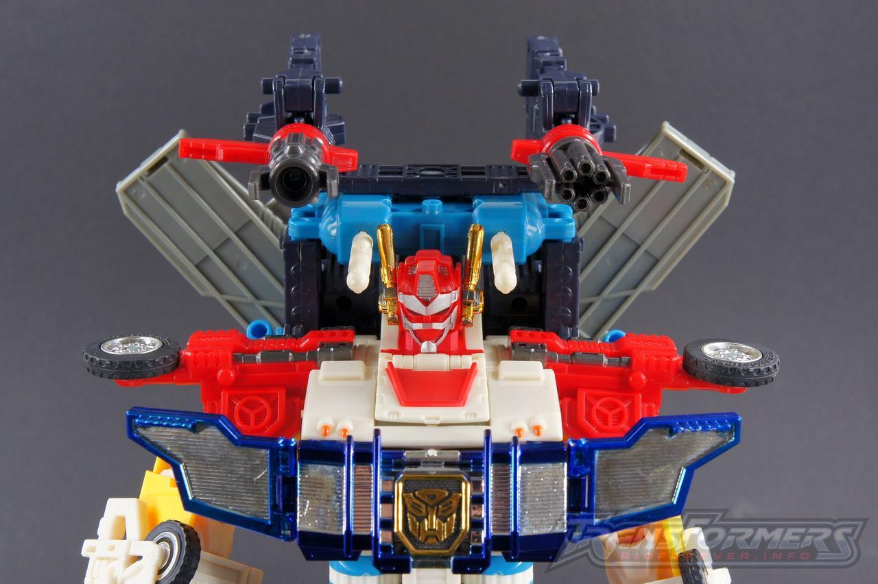 Universe Omega Prime 005