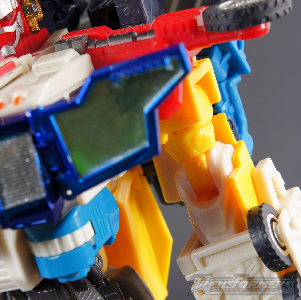 Universe Omega Prime 013