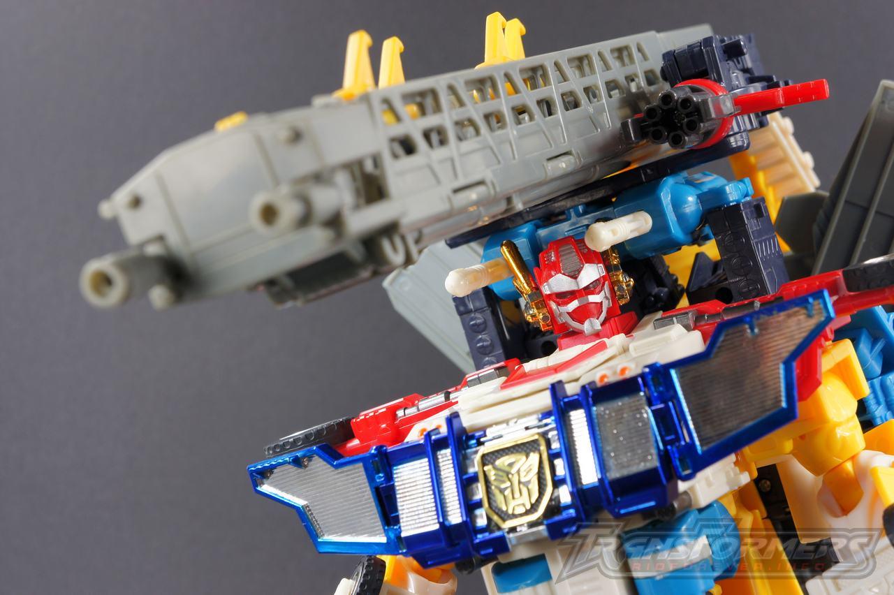 Universe Omega Prime 022