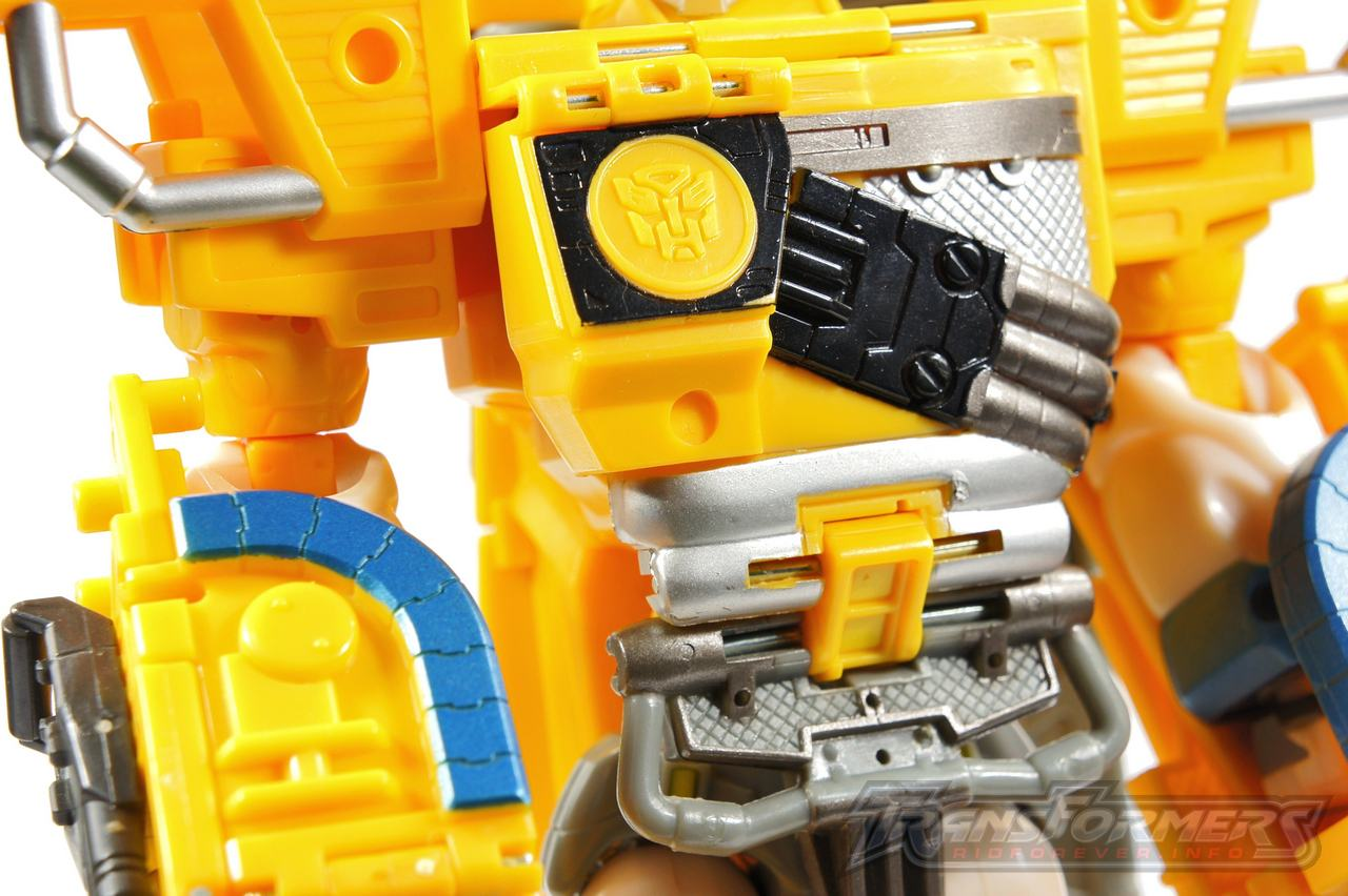 Universe Yellow Optimus Prime 020
