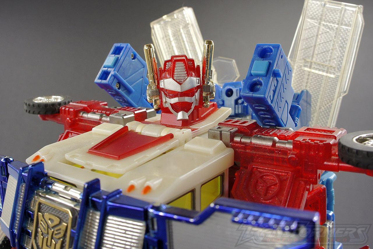 Clear God Fire Convoy TRU 013