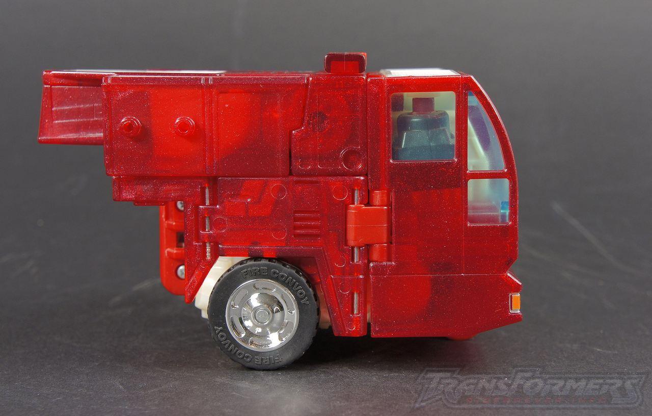 Clear Super Fire Convoy TRU 034