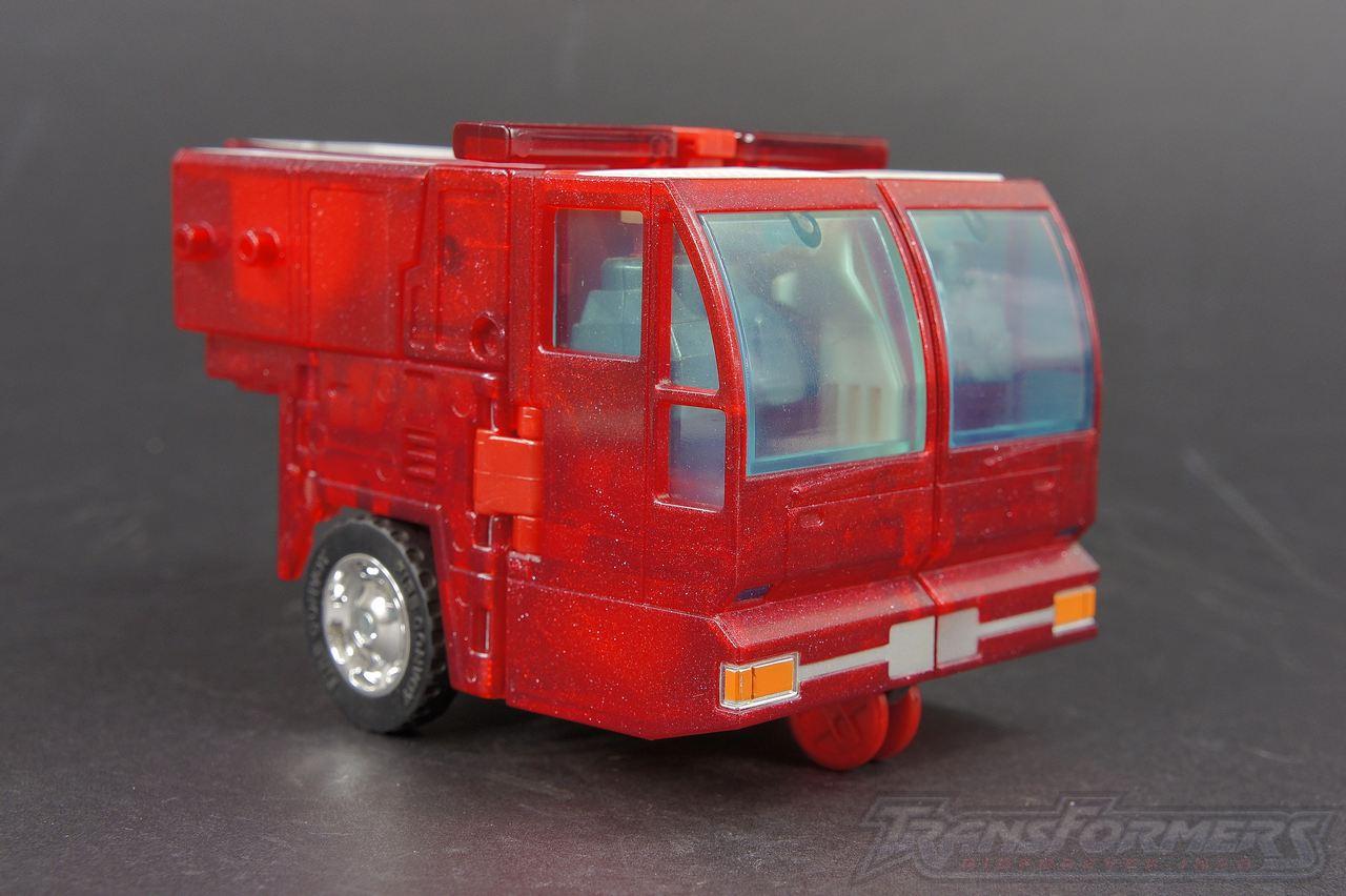 Clear Super Fire Convoy TRU 035