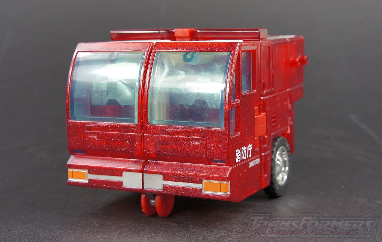 Clear Super Fire Convoy TRU 036