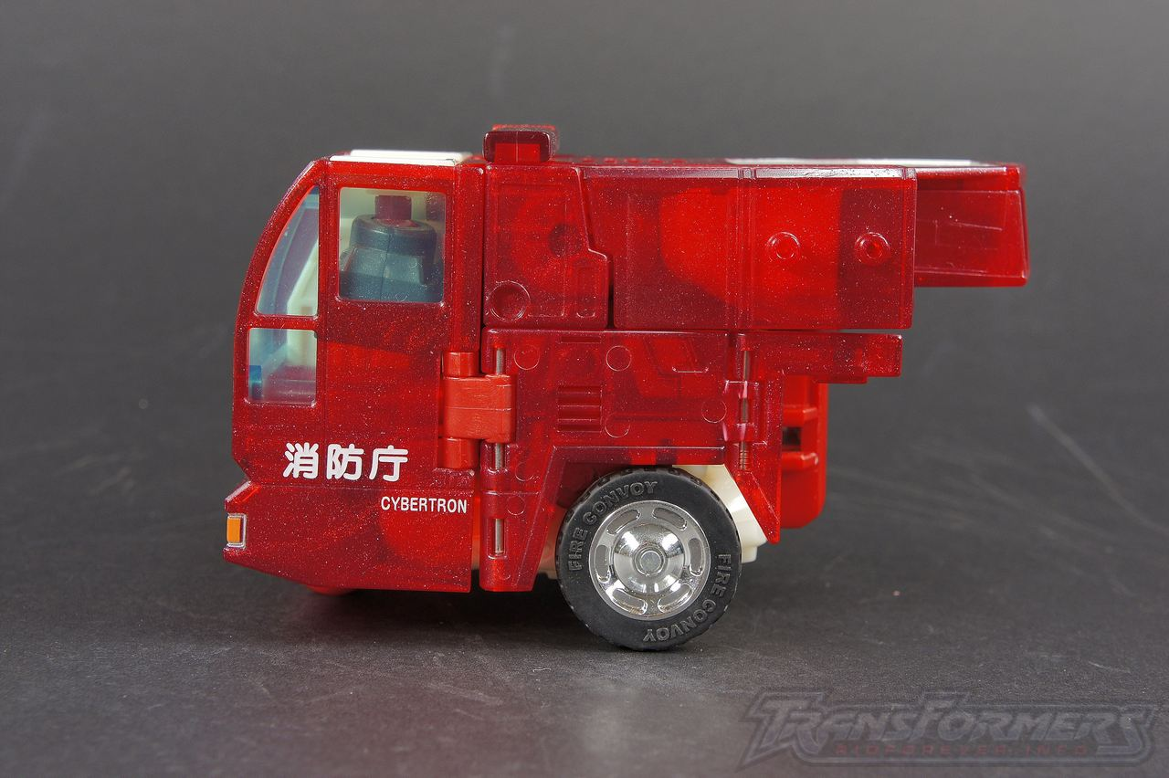 Clear Super Fire Convoy TRU 037