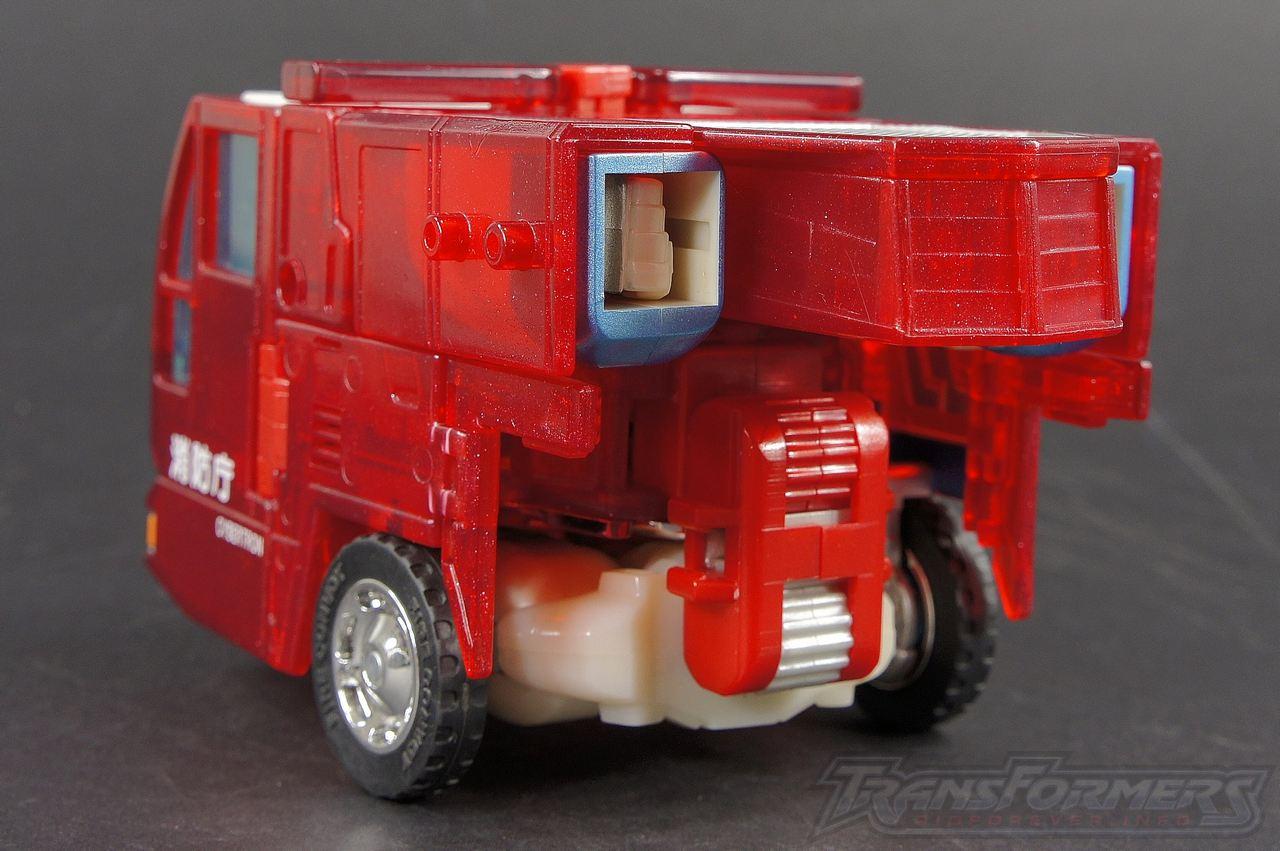Clear Super Fire Convoy TRU 039