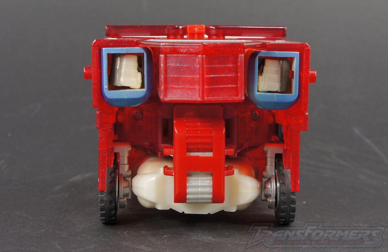 Clear Super Fire Convoy TRU 040