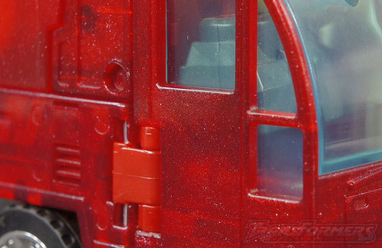 Clear Super Fire Convoy TRU 041