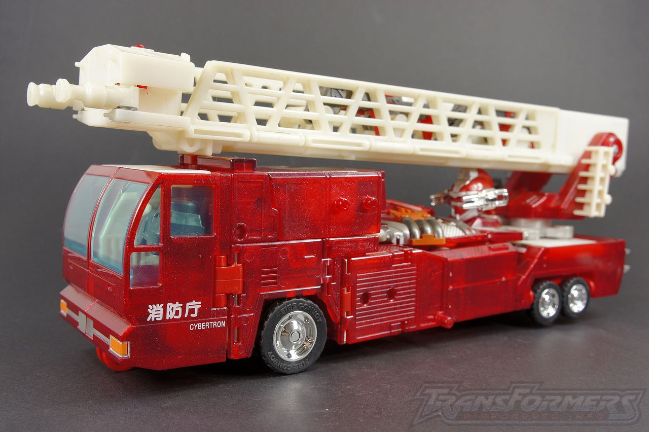Clear Super Fire Convoy TRU 044