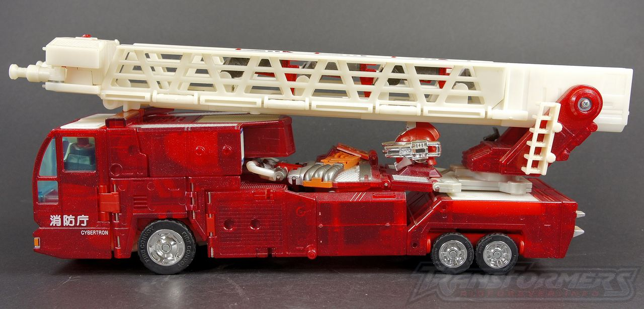 Clear Super Fire Convoy TRU 045