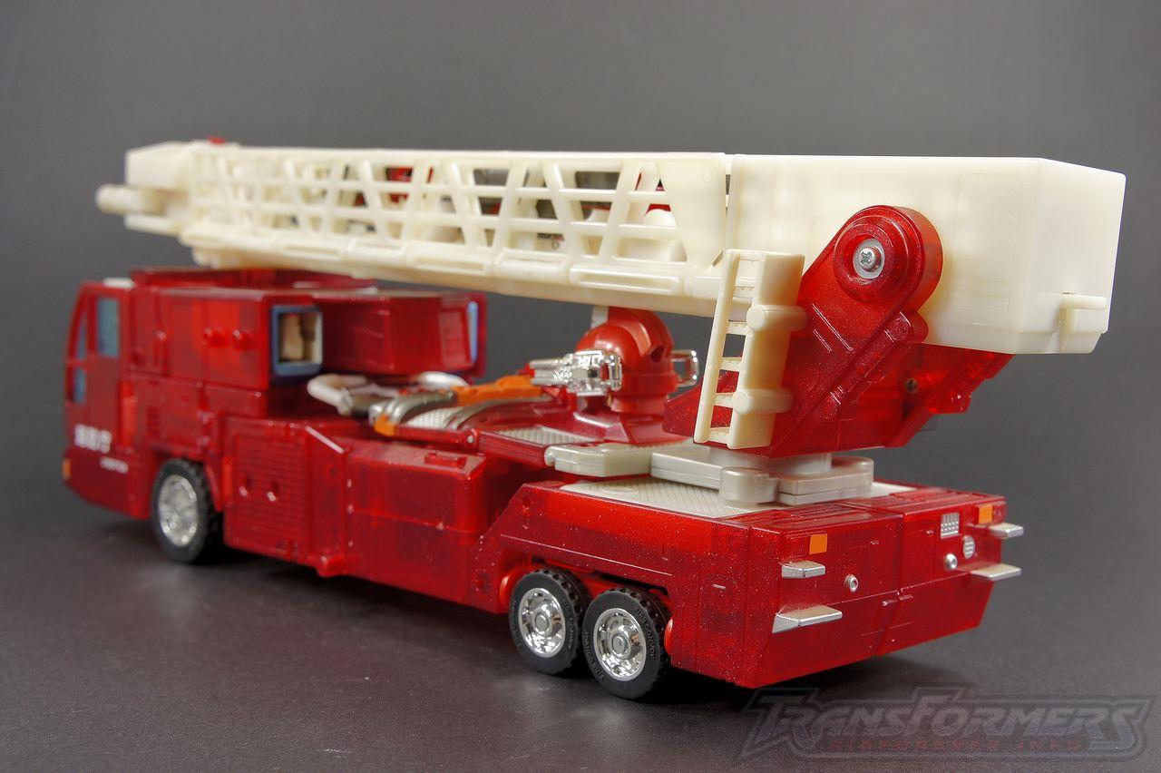 Clear Super Fire Convoy TRU 046