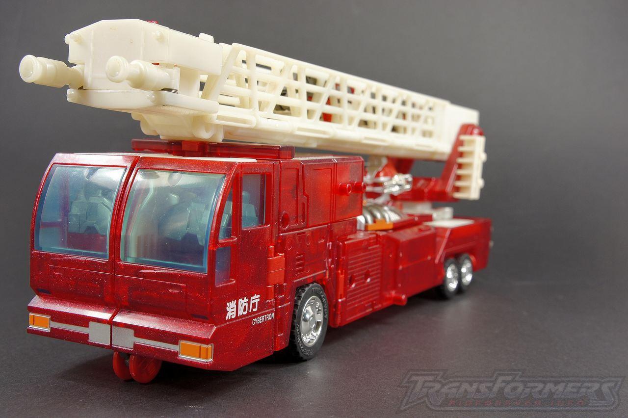 Clear Super Fire Convoy TRU 047