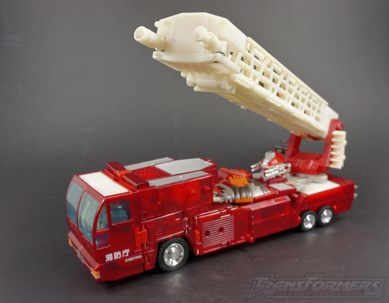Clear Super Fire Convoy TRU 050