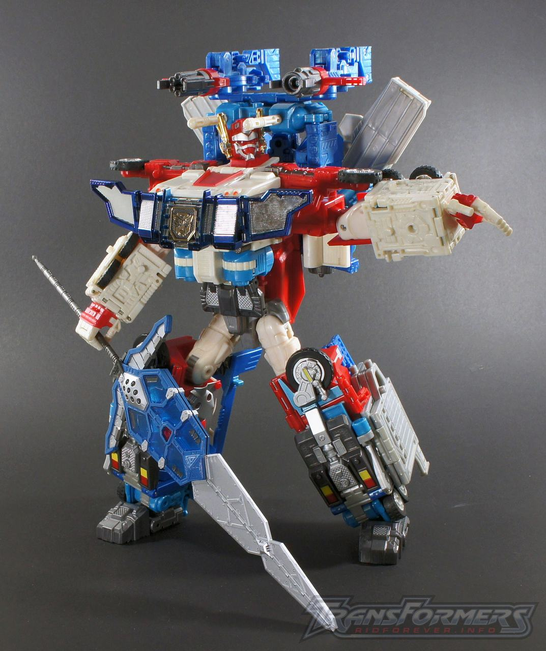 God Fire Convoy 046
