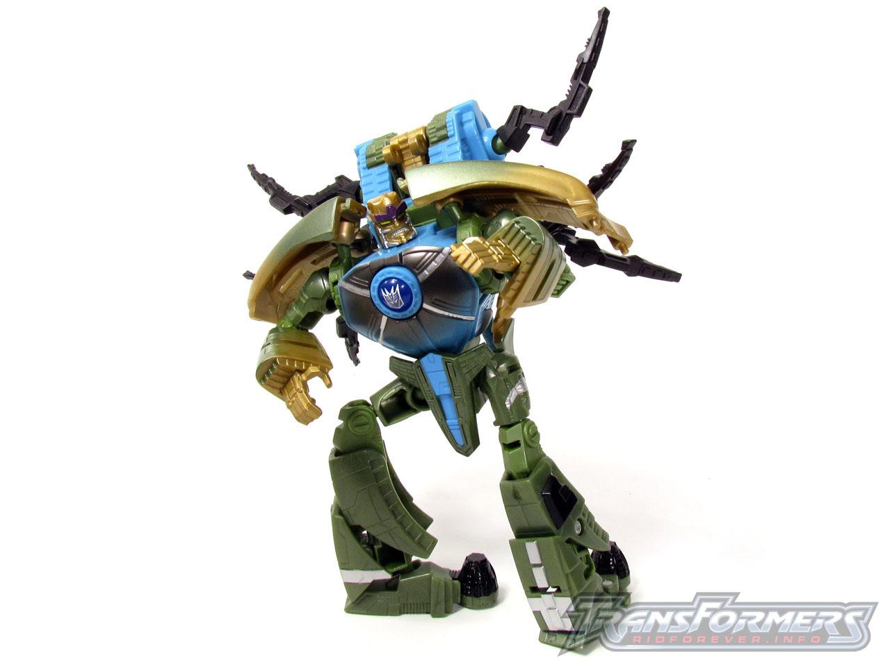 RID Megabolt Megatron Green 010