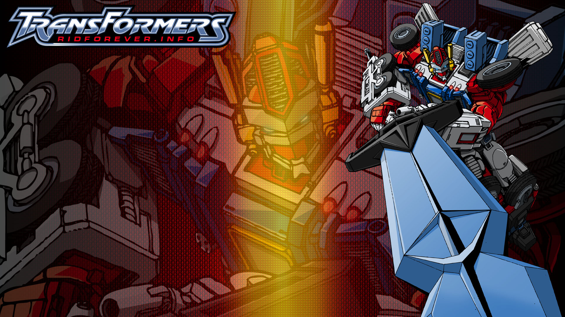 RID Omega Prime 2 HD