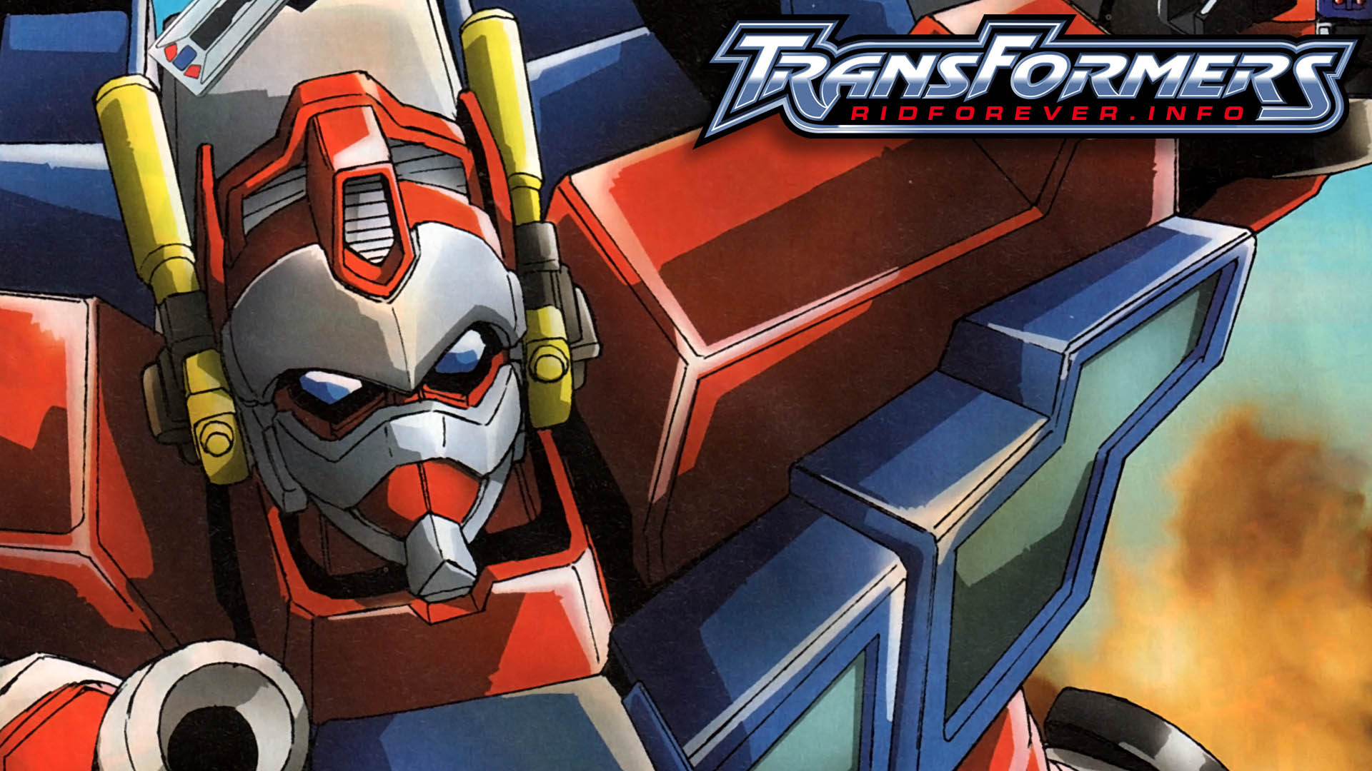 RID Omega Prime 3 HD