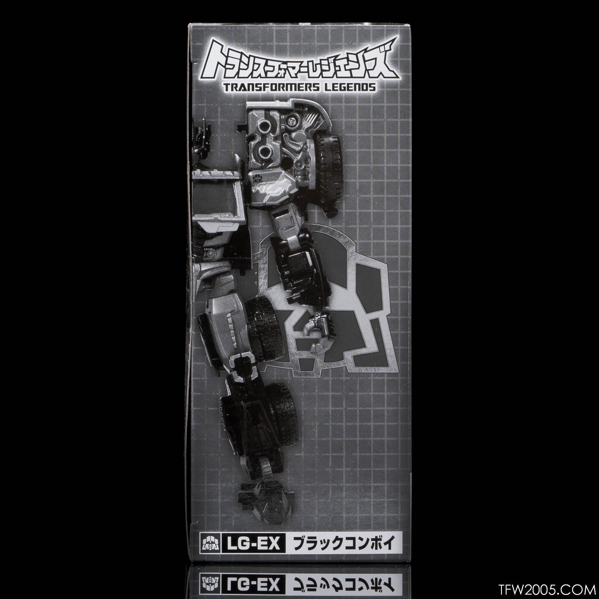 Tokyo Black Convoy 04
