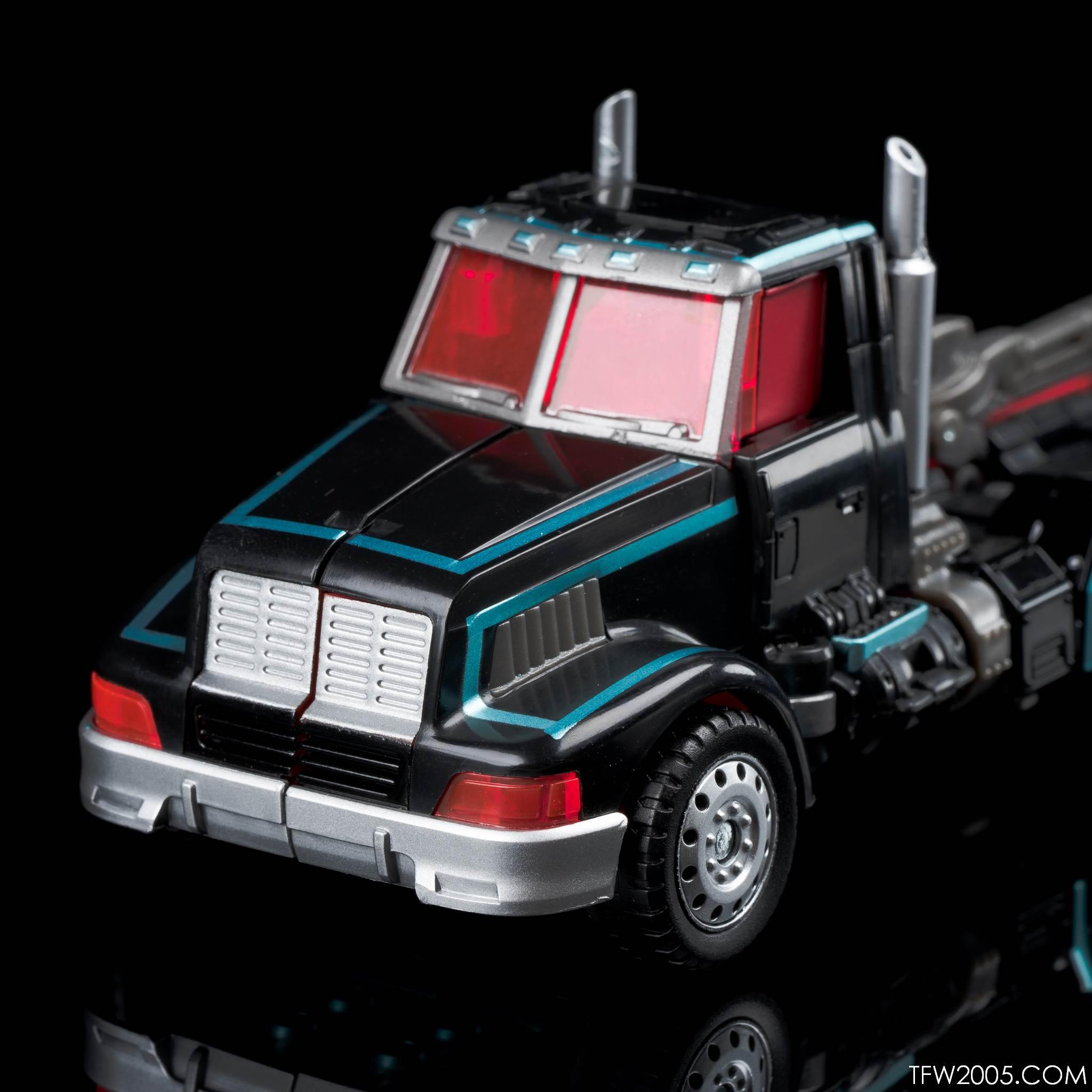 Tokyo Black Convoy 12