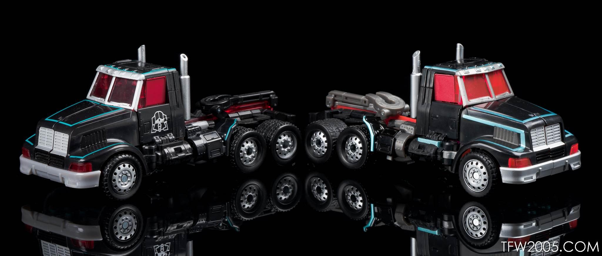 Tokyo Black Convoy 17