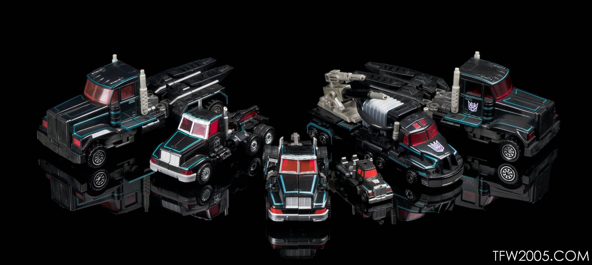 Tokyo Black Convoy 21