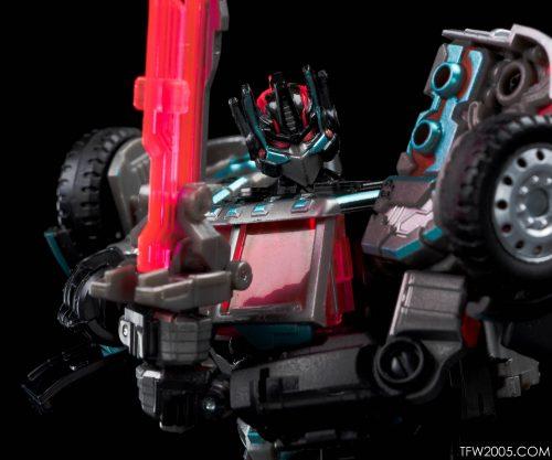 Black Convoy (Tokyo Toy Show)