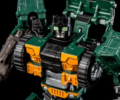 Greenjeeber (Unite Warriors)