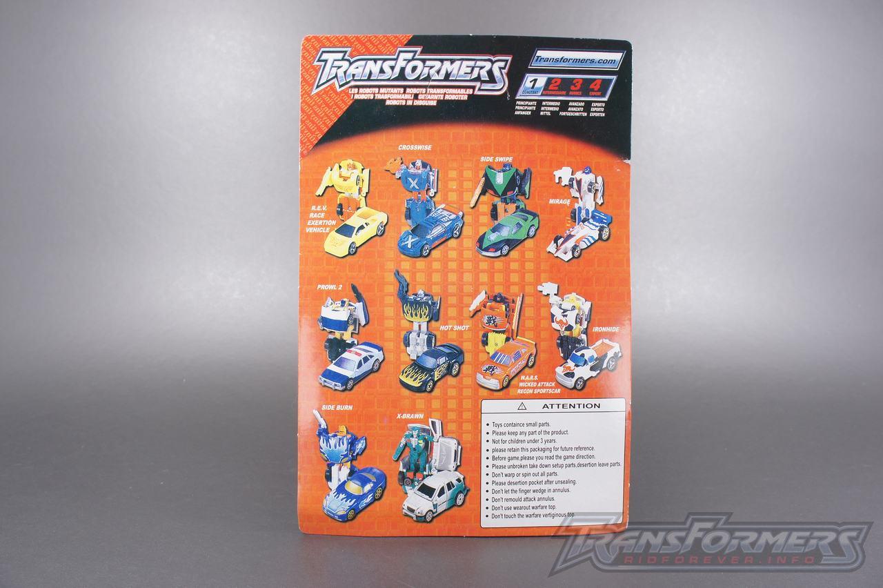 Bootlegs - Spychanger Keychains-002