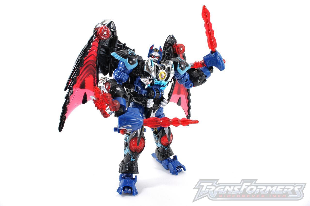 Botcon Deathsaurus 004