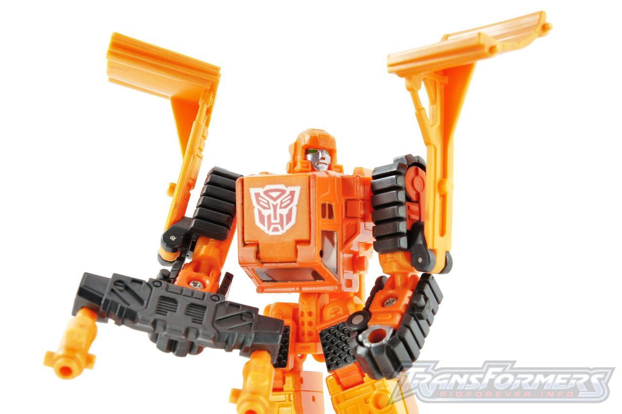 Build Boy 009