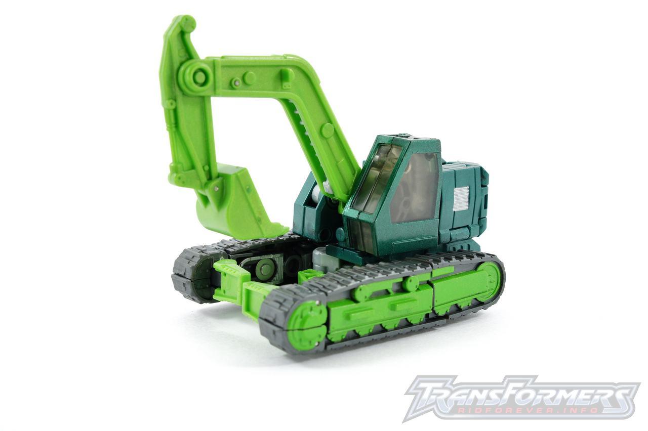Build Hurricane 001