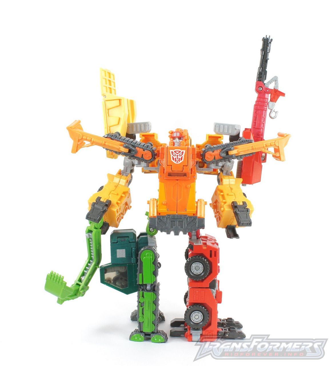 Build King 002