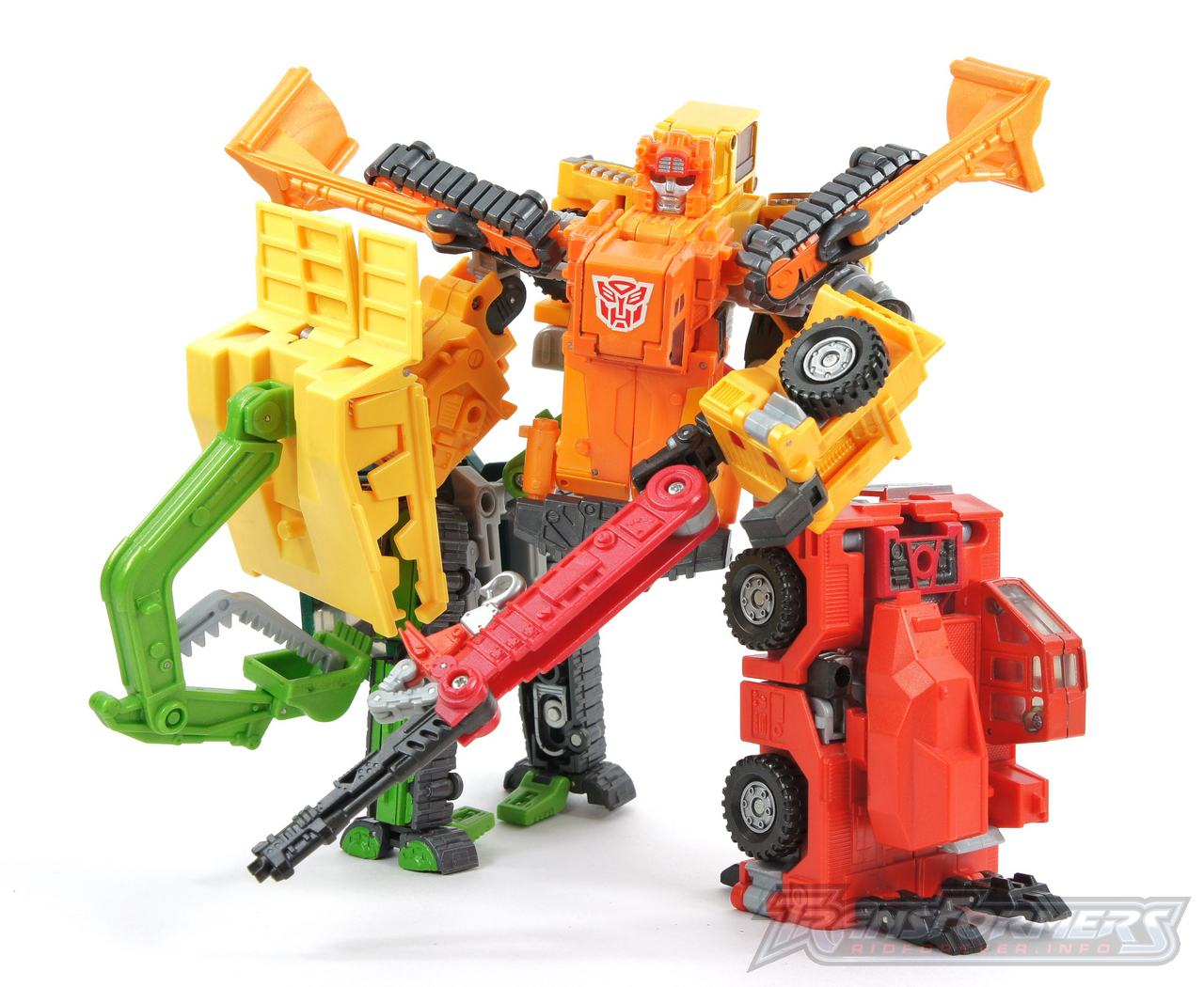 Build King 008