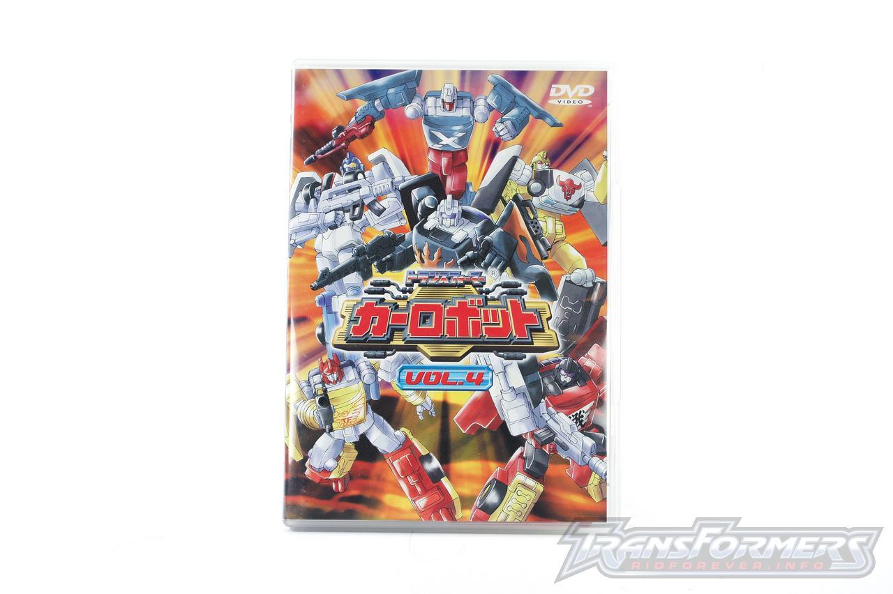 Car Robots DVDs-018