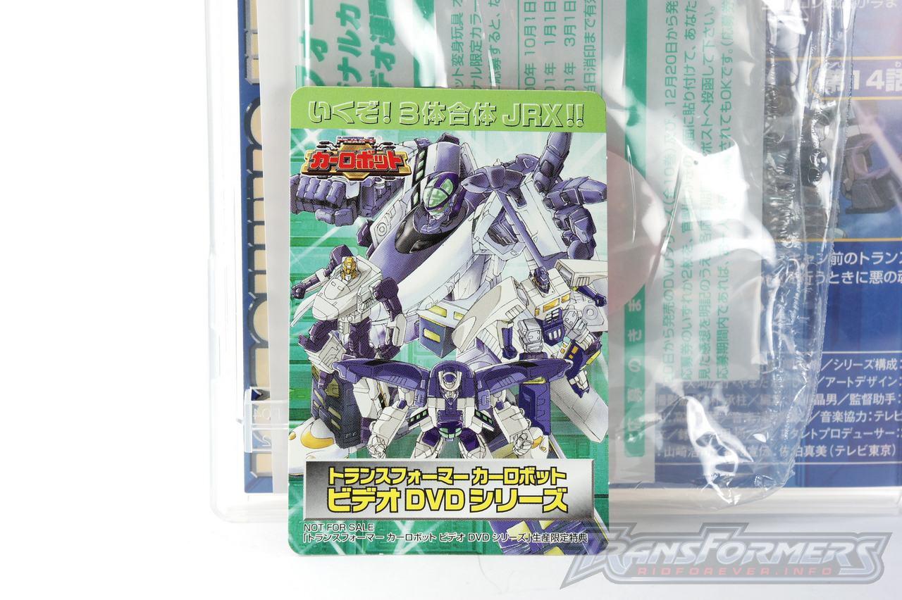 Car Robots DVDs-021
