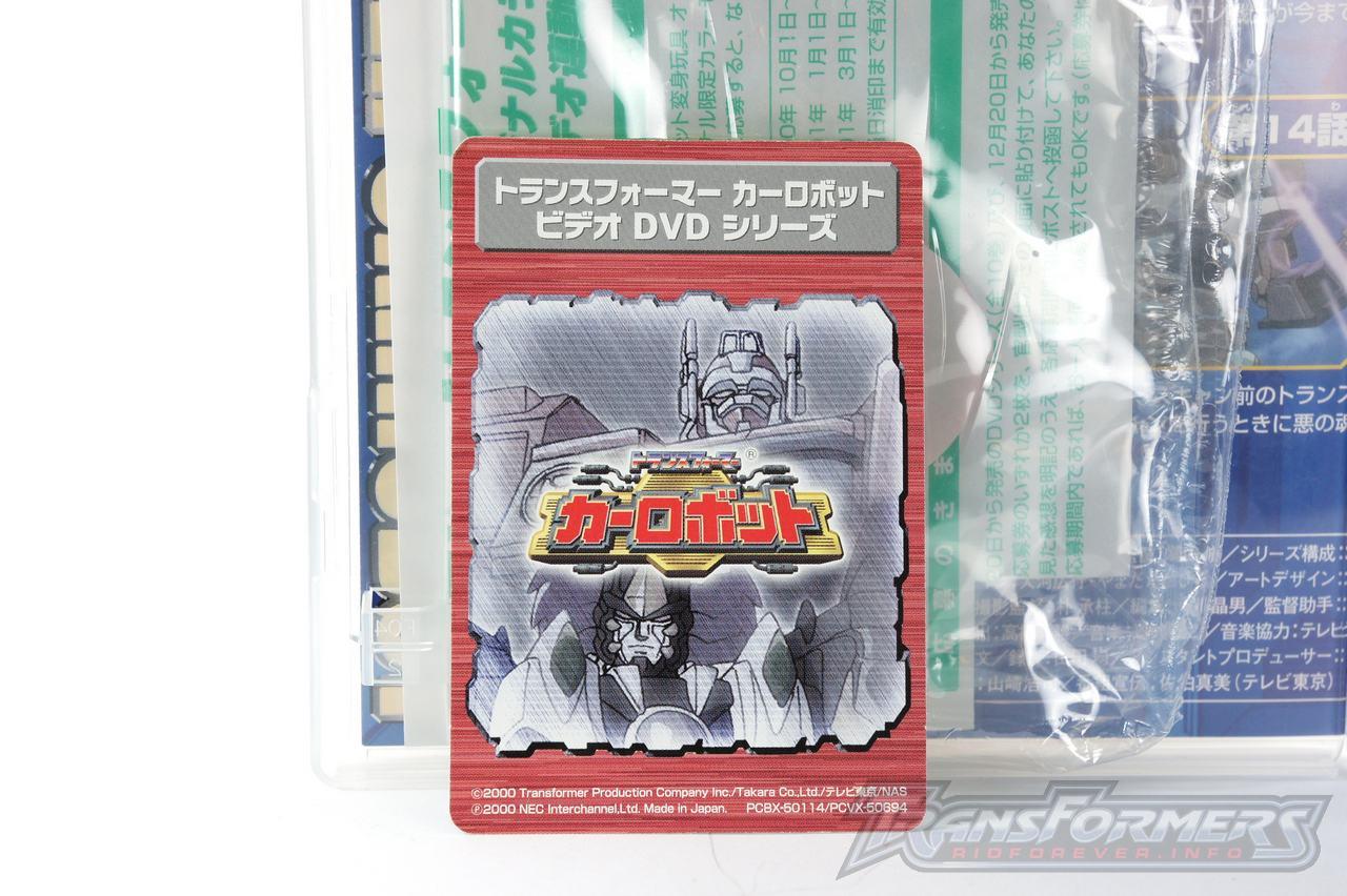 Car Robots DVDs-022