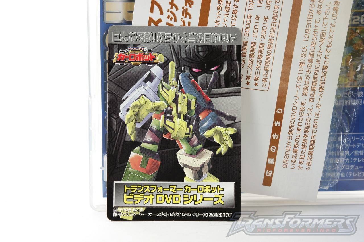 Car Robots DVDs-036