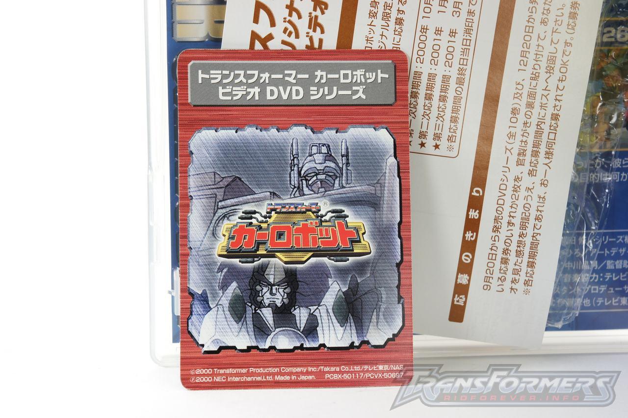 Car Robots DVDs-037