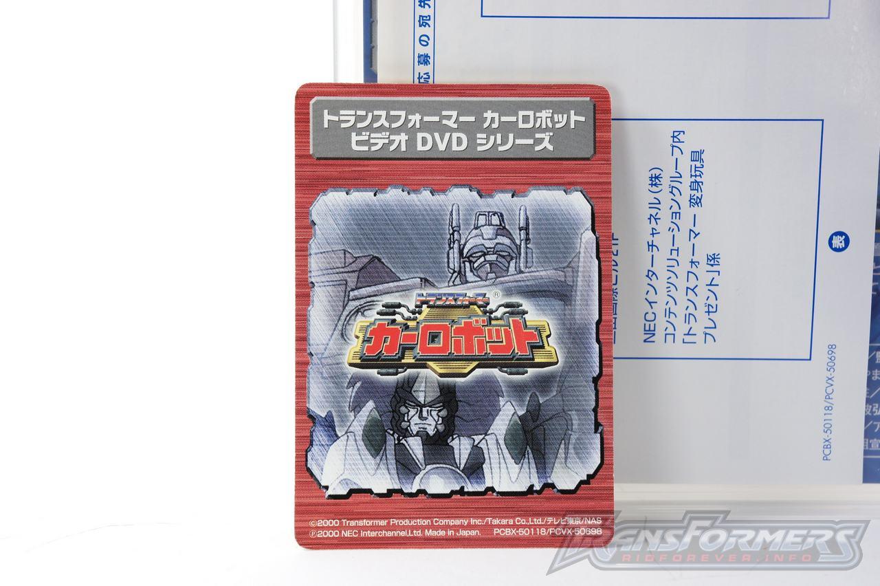 Car Robots DVDs-042